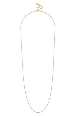 BaubleBar  - Ball Chain Charm Necklace