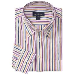 Scott Barber  - Andrew Stripe Shirt
