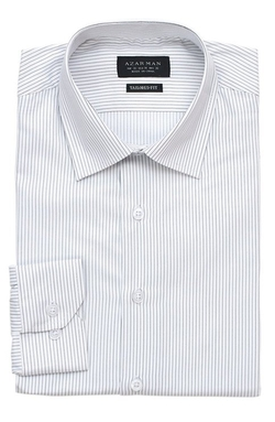 Azar Man - Stripe Dress Shirt