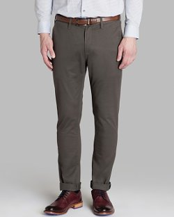 Ted Baker  - Mordord Slim Fit Chino Pants