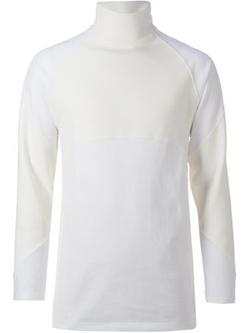 Undecorated Man - Turtleneck Long Sleeve T-Shirt
