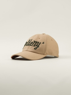 Golden Goose Deluxe Brand  - Embroidered Logo Baseball Cap