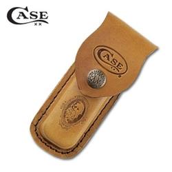 W.R . Case & Sons Cutlery - Case Leather Sheath Medium Job