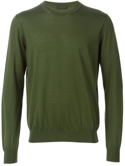 Z Zegna   - Crew Neck Sweater