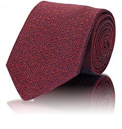 Bigi  - Textured-Weave Necktie