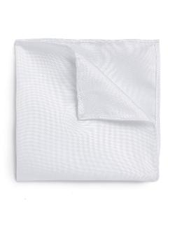 Topman - Off White Pocket Square