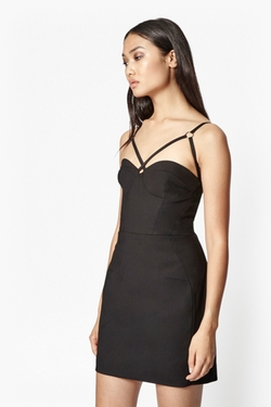 French Connection - Glass Strappy Dress