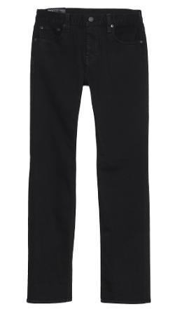 J Brand  - Kane Phantom 12.5oz Slim Straight Jeans