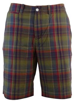 Polo Ralph Lauren - Mens Bleeker Fit Plaid Cotton Shorts