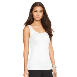 Polo Ralph Lauren - Ribbed Cotton Tank Top
