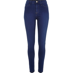 River Island - Wash Molly Jeggings