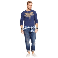 Denim & Supply Ralph Lauren - Straight-Fit Davis Jean