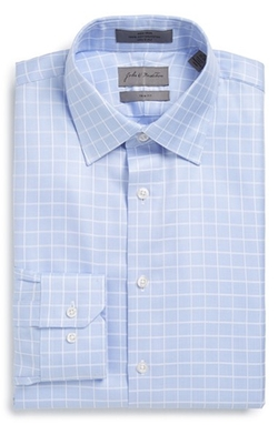 John W. Nordstrom - Check Dress Shirt