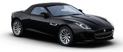Jaguar - F-Type Convertible Coupe