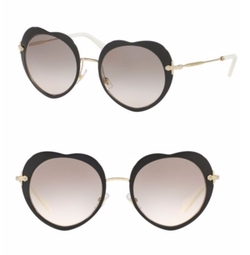 Miu Miu - Heart Sunglasses