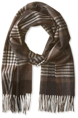 Phenix Cashmere - Exploded Plaid Scarf