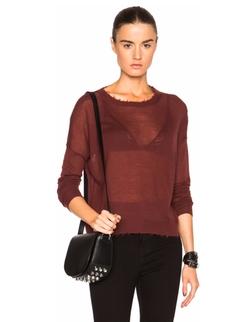 Helmut Lang - Fine Cashmere Sweater