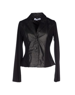 Kaos - Leather Blazer