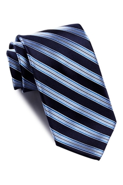 Robert Talbott  - Multi Diagonal Striped Silk Tie