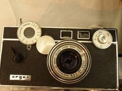 Argus - Vintage C3 The Brick Camera