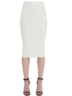 Cameo - Techno Pencil Skirt