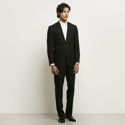 Kenneth Cole Reaction  - Two Button Notch Lapel Suit Jacket