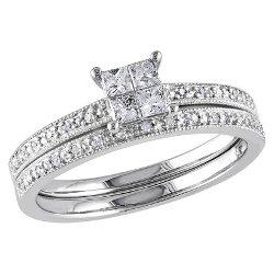 Tevolio - Diamond Wedding Ring