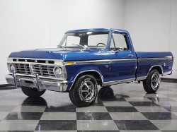 Ford  - 1973 F-100 Pickup Truck