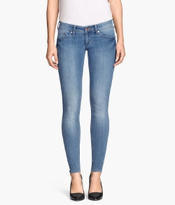 H&M - Super Skinny Super Low Jeans