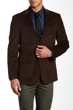 Tommy Hilfiger  - Willow Two Button Notch Lapel Corduroy Sportcoat