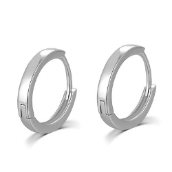 MBLife - Personalize Your Surprise - Huggie Mini Hoop Earrings