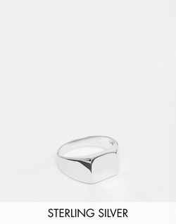 Seven London - Sterling Silver Signet Ring