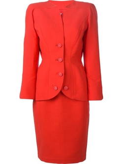 Thierry Mugler Vintage - Skirt Suit