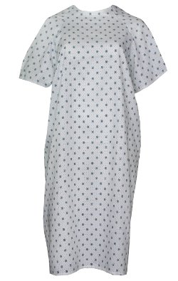 Nobles Health Care Products - Hospital Gown-