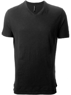 Neil Barrett - V-Neck T-Shirt