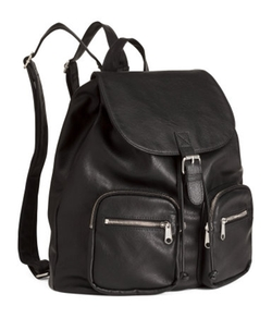 H&M - Flap Backpack