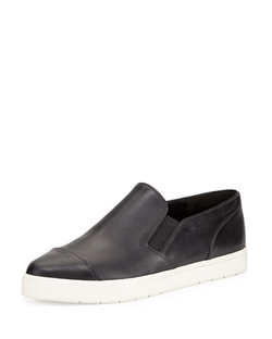 Vince - Paeyre Leather Sneakers