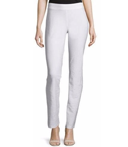 Eileen Fisher - Washable-Crepe Boot-Cut Pants