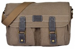 Kenox - Crossbody Messenger Bag