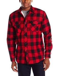 Izod - Plaid Heavy Twill Shirt
