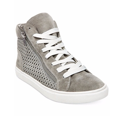 Steve Madden - Elyka Lace-Up High-Top Sneakers