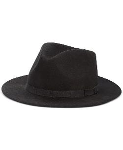 Bioworld  - Free Authority Solid Wide-Brim Fedora