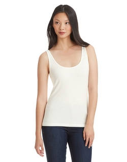 Lord & Taylor - Petite  Scoop Neck Tank Top