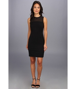 Calvin Klein - Illusion Top Lux Sheath Dress