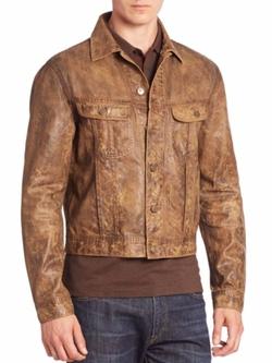 Polo Ralph Lauren -  Button-Down Denim Jacket