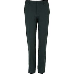 River Island -  Contrast Slim Suit Pants