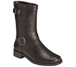 Aerosoles  - Take Pride Mid Calf Motorcycle Boots