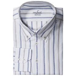 Van Laack  - Rarbi Shirt - Tailor Fit, Button-Down Collar, Long Sleeve