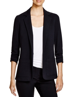 Dylan Gray - Ruched Zip Back Blazer