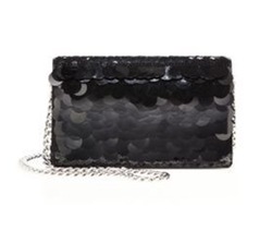 Prada - Paillete Evening Clutch